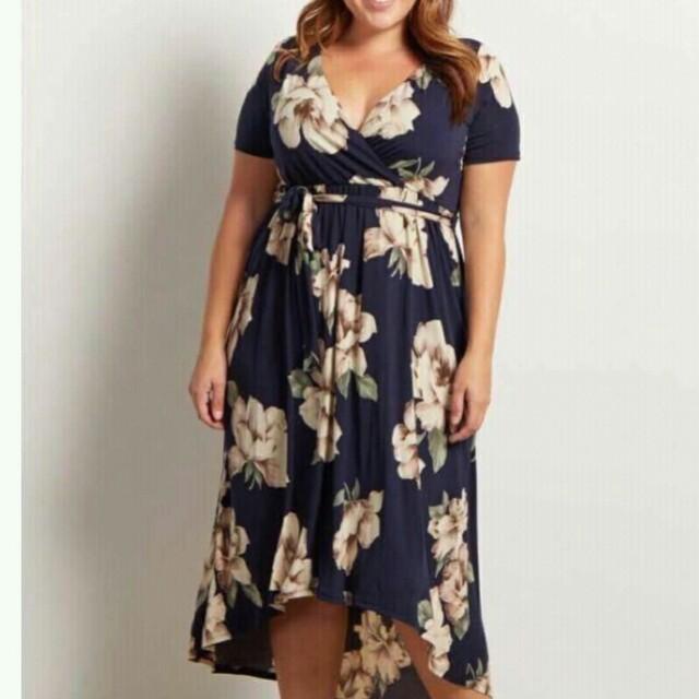 RS- Plus Size Dress