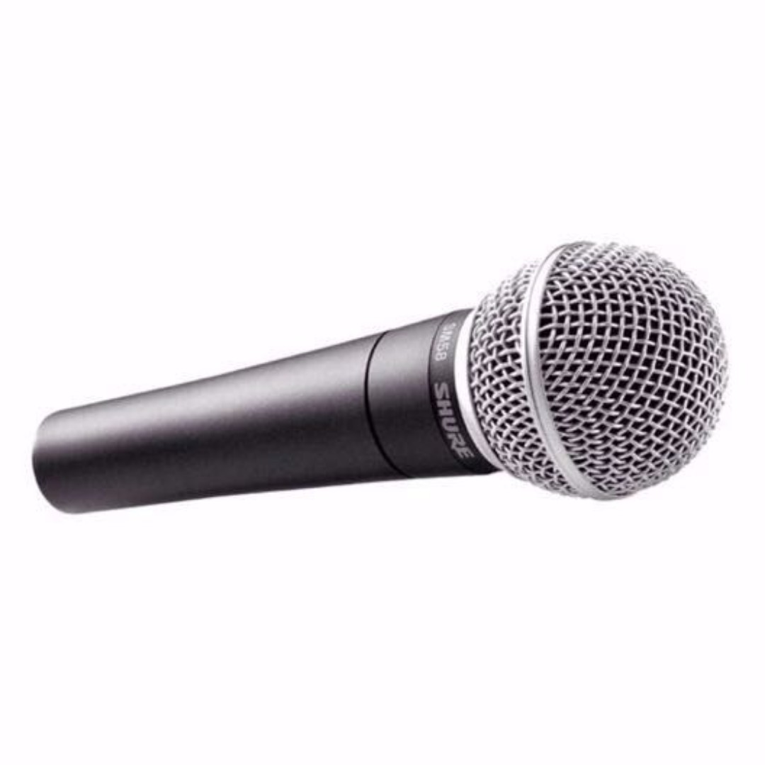 SALE** Shure SM58 Microphone, Music & Media, Music Accessories on ...