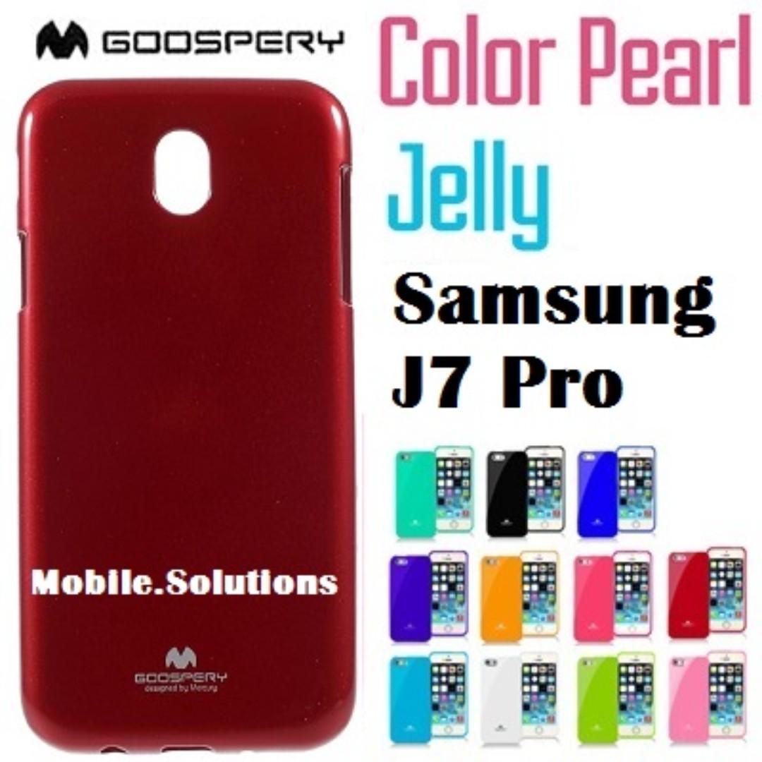 best cheap acf94 800ea Goospery Samsung J7 Pro 2017 J730 Jelly Case (Authentic)