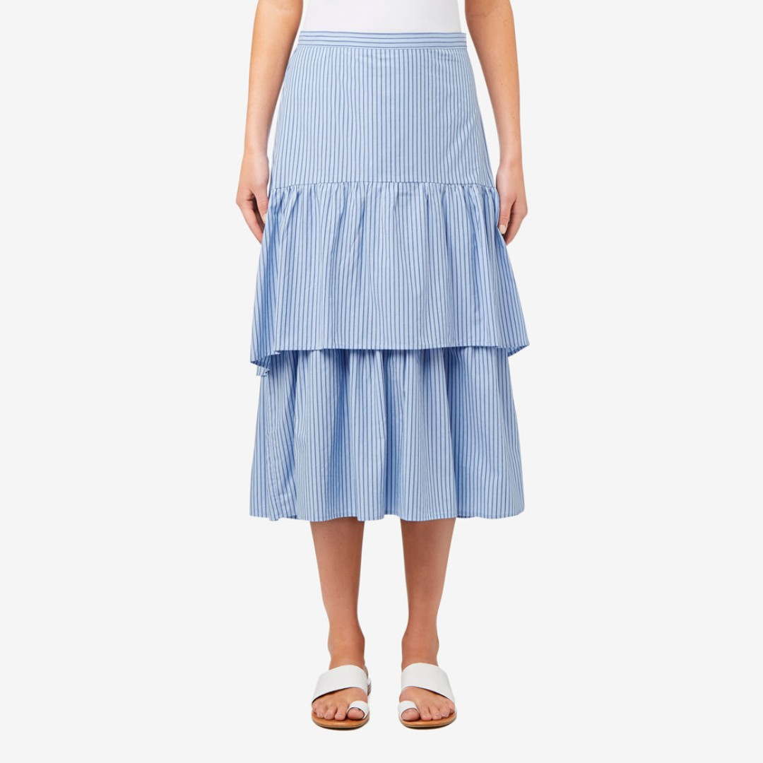 SEED Heritage Tiered Skirt brand new with tag