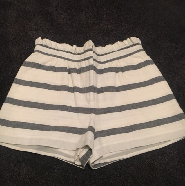 Seed high waisted shorts