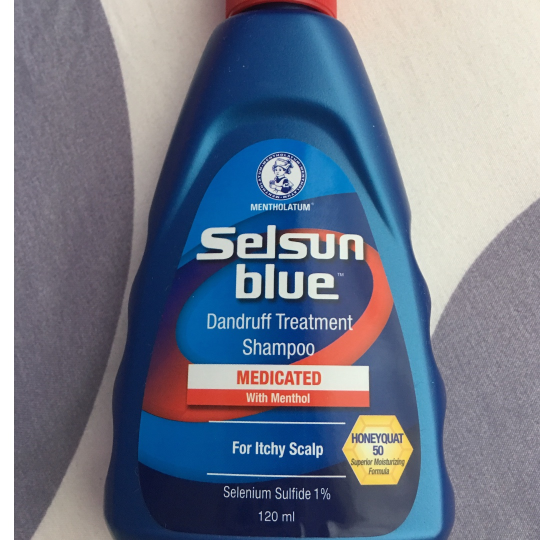 Selsun Blue Hair Care Shampoo 120ml Daftar Harga Terlengkap Indonesia 7 Herbal Anti Dandruff Photo