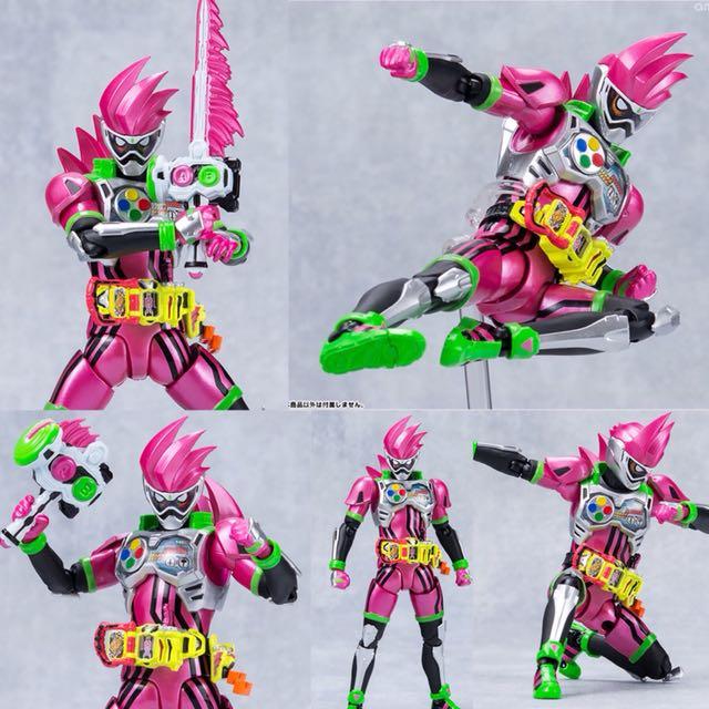 Bandai S.H Figuarts Kamen Rider Ex-Aid Action Gamer Level 2 Action Figure