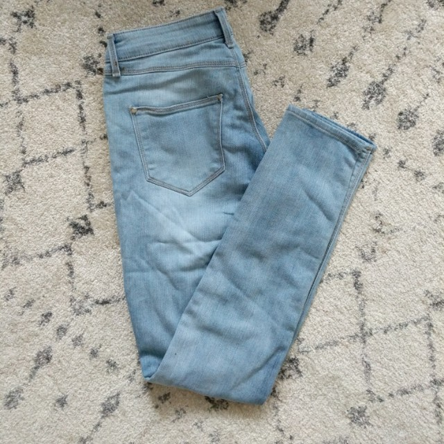 Skinny jeans from mango