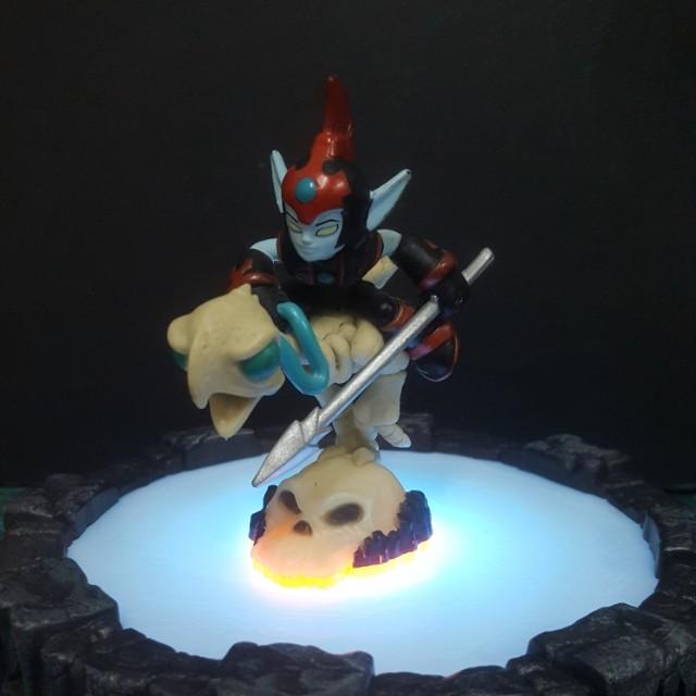 Skylanders Giant Fright Rider