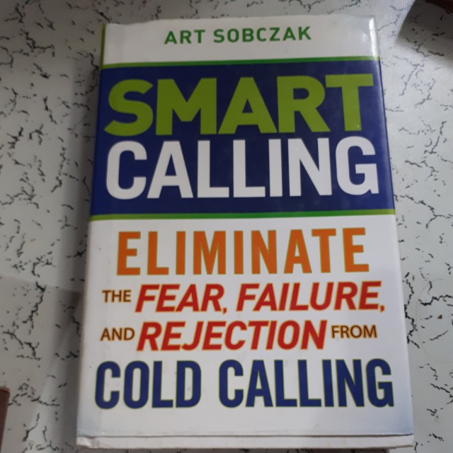 Smart Calling Hardbound Book Books Books On Carousell