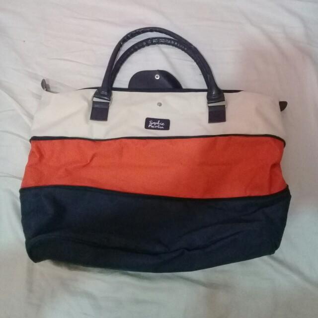 Sophie Paris Expandable Bag