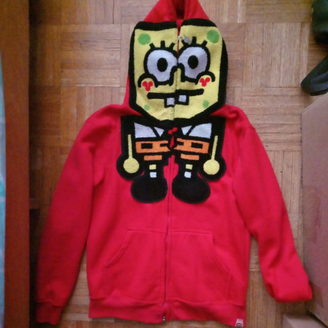 Sponge Bob Hoodie