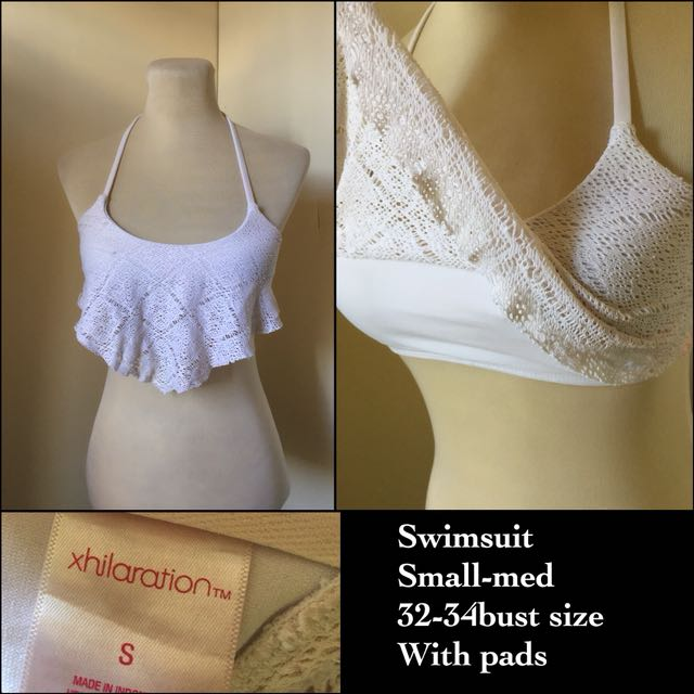 Swimwear top