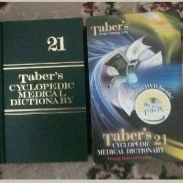 Taber's Medical Dictionary - 21th Edition