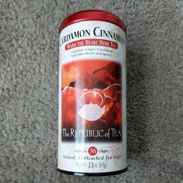 The Republic of Tea® Cardamon Cinnamon