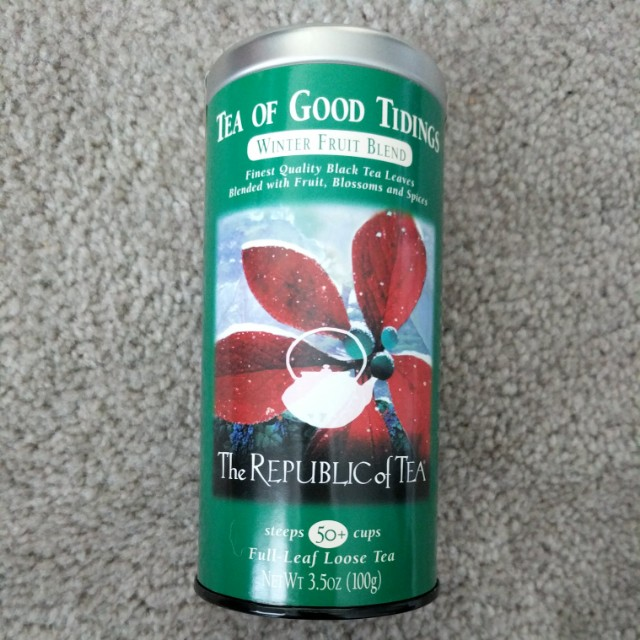 The Republic of Tea® Tea of Good Tidings