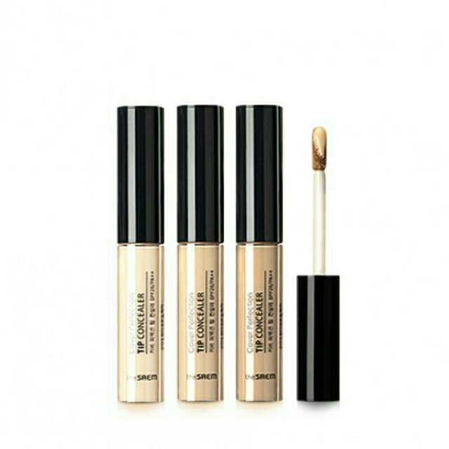 The SAEM Cover Perfection Tip Concealer SPF 28++