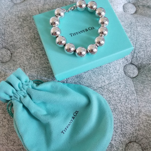 Tiffany & Co XL bead bracelet