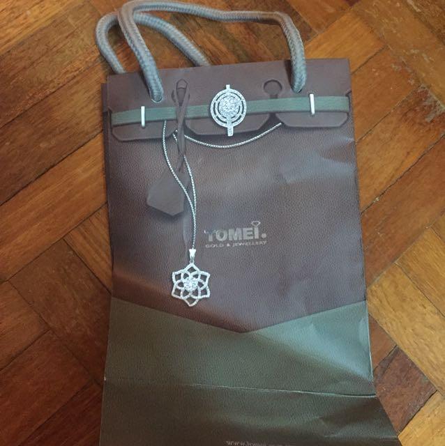 Tomei paper bag