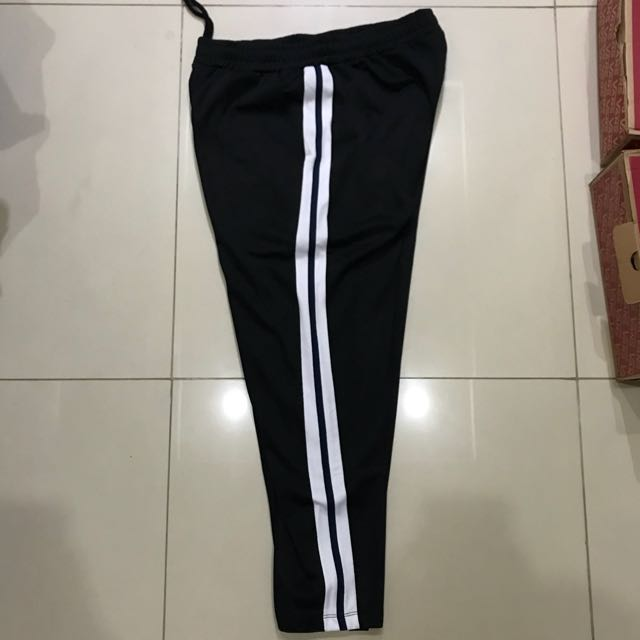 Topman Striped Ankle Trackpants