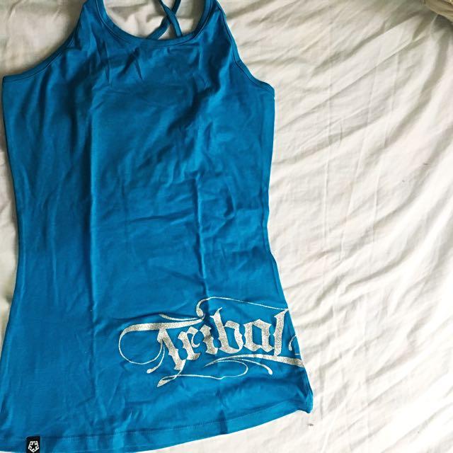 Tribal Gear Backless Shirt