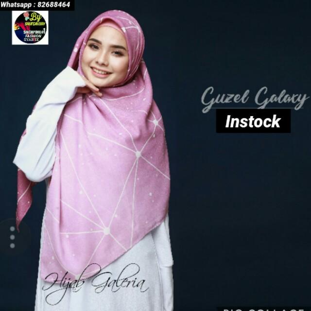Tudung Labuh Square Bawal Women S Fashion Muslimah Fashion On
