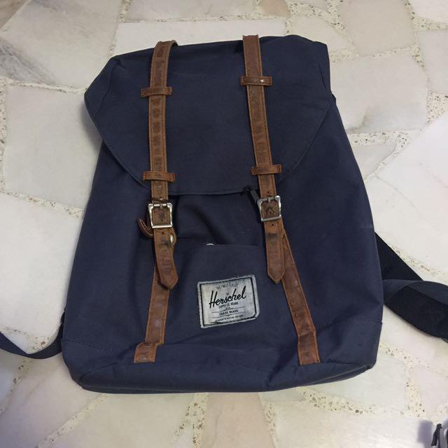Used Herschel Backpack