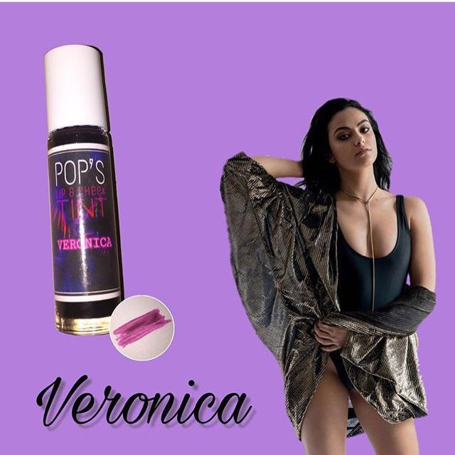 VERONICA LIP TINT FROM POP'S TINT