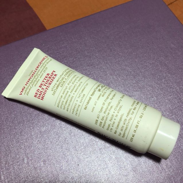 VMV Red Better Daily Therapy Moisturizer