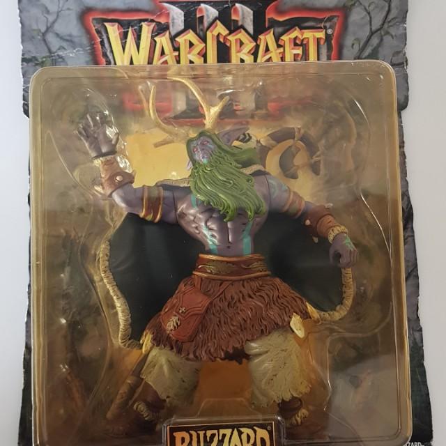 Warcraft 3 - Malfurion Stormrage action figure, Toys & Games