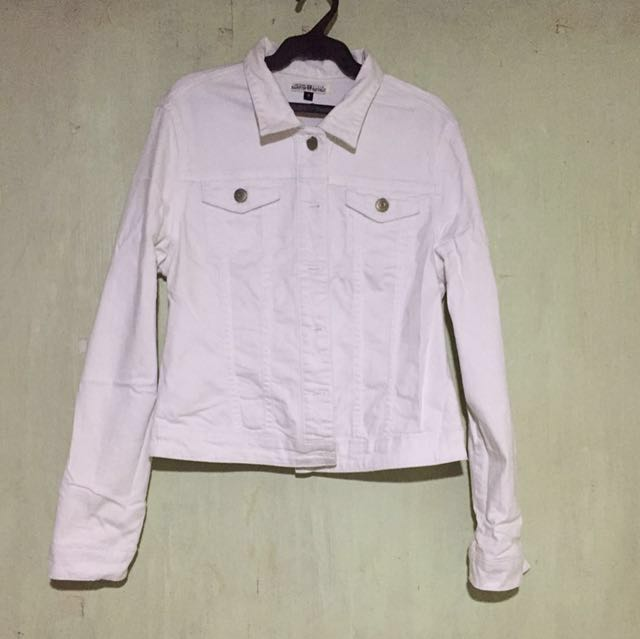 White Maong Jacket