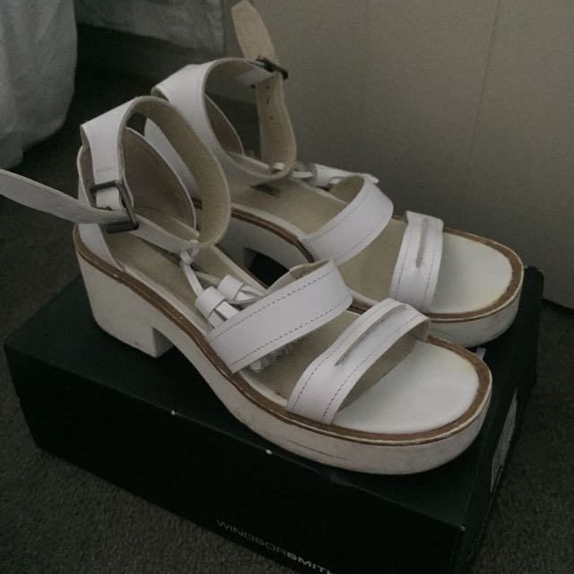 Windsor Smith Chunky Sandals