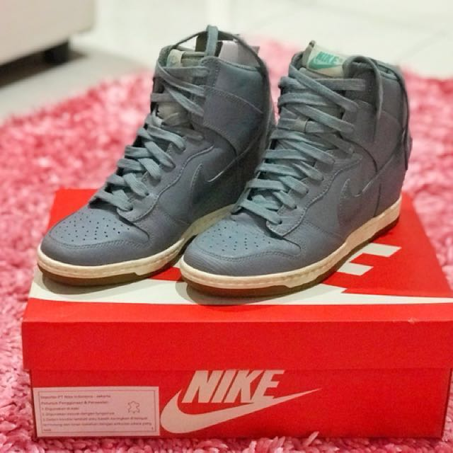 the latest 3cb32 8e12f france nike dunk sky hi harga c36f2 22134