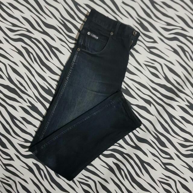 Wrangler Regular Straight Jeans / Celana Jeans Panjang, Men's Fashion, Men's Clothes on Carousell
