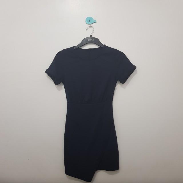 Wrap Spiral Skirt dress
