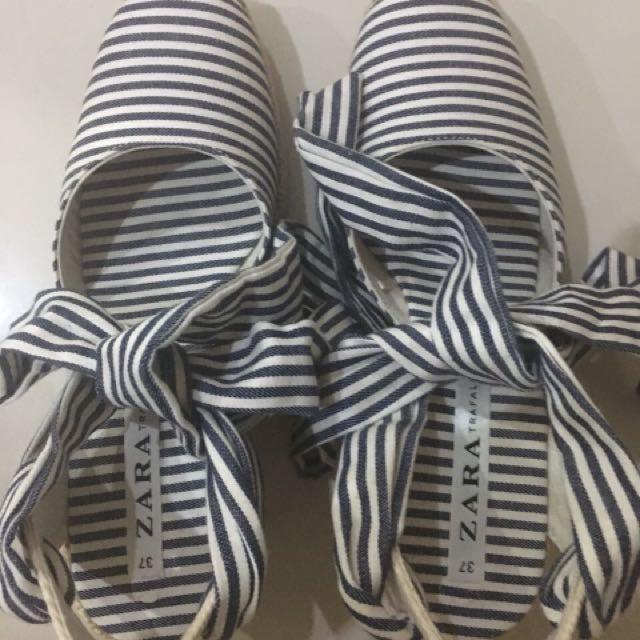 Zara shoes authentic size 37