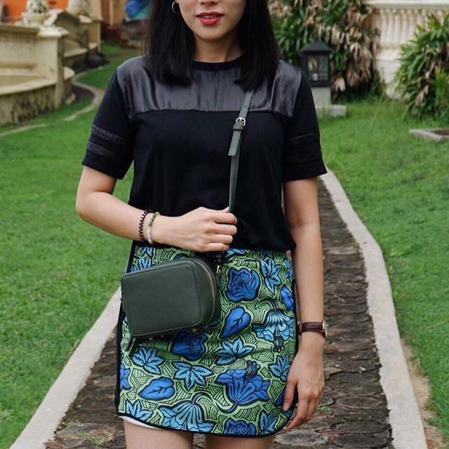 ZARA TRF Skirt