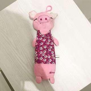 Tempat Pensil Piggy