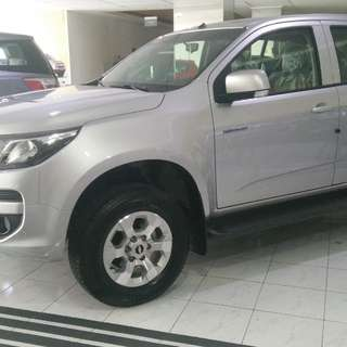 Chevrolet trailblazer 4x2 LT