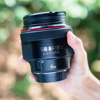 [RENT] Canon EF 85mm F1.2L II USM