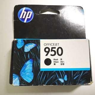 HP office Jet 950 Black Ink