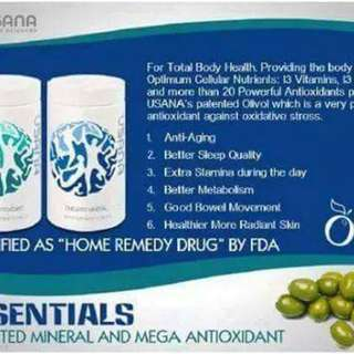 USANA基本营养素Eseentials(CellSentials)