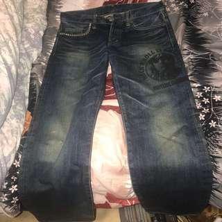 Hysteric 牛仔褲