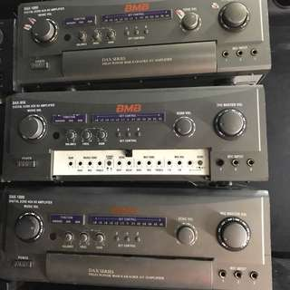 BMB Karaoke Amplifier