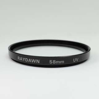Raydawn UV Filter (58mm)