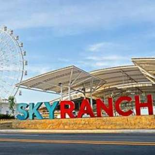 Sky Ranch Tagaytay voucher