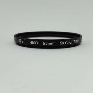 HOYA HMC Skylight (1B) UV Filter (55mm)
