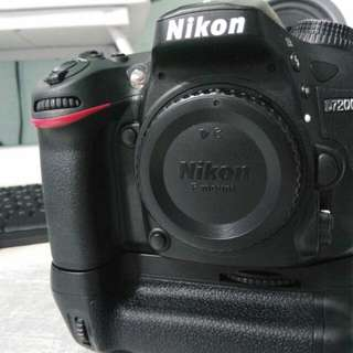 Nikon D7200 (Body) mint