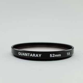 Quantaray Skylight (1A) Filter (52mm)