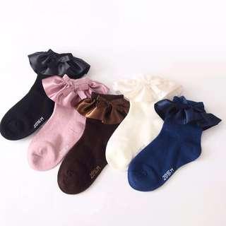 Girl socks 3-8 years old