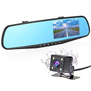Car Camcorder (Back Mirror)