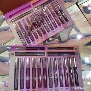 14 pc Huss Beauty Lipstick