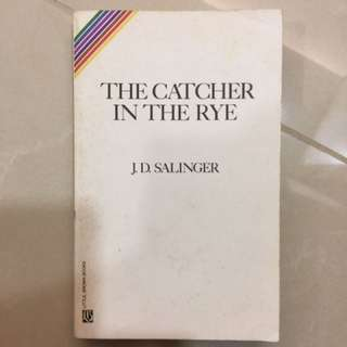 Storybook: The catcher in the rye by JD Salinger