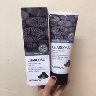 Charcoal Purifying Foam Cleanser